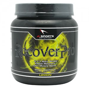AI Sports Nutrition RecoverPro 336 Grams