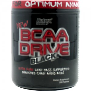 BCAA Drive Black 200 Tablets
