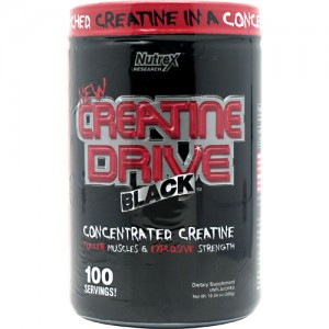 Creatine Drive Unflavored 100 Servings