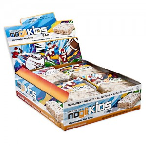 Kids Bar Marshmallow Rice Crisp 12/Box