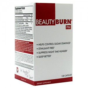BeautyFit BeautyBurn PM 120 Caps
