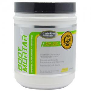 Advanced Muscle Science Body Mortar Carb Free Lemonade 30 Servings