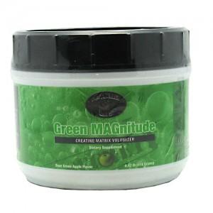 Green Magnitude Sour Green Apple 40 Servings