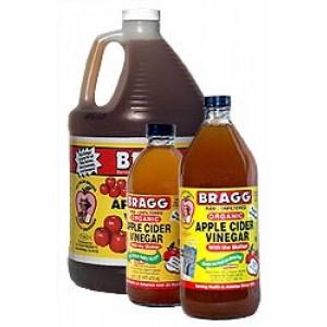 Bragg Organic Apple Cider Vinegar 1 Gallon