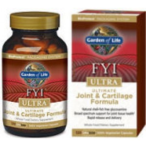 Garden of Life FYI Ultra Joint and Cartilage Formula 120 Caps