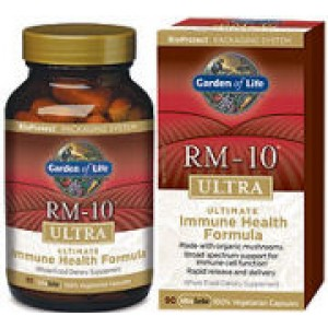 Garden of Life RM-10 Ultra Immune Health Formula 90 Caps
