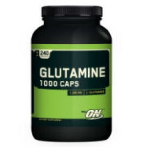 Optimum Nutrition Glutamine Caps 1000 120 caps