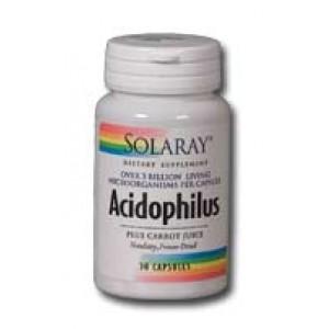 Acidophilus + Carrot Juice 60 caps