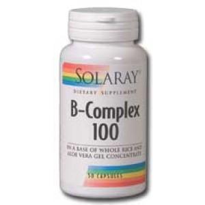 B-Complex 100 100 Caps