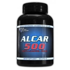 Serious Nutrition Solutions ALCAR 500 100 Caps