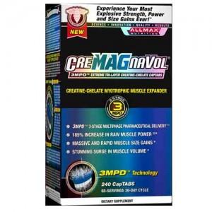 Allmax Nutrition CreMAGnaVol 240 Caplets