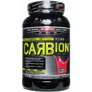 Allmax Nutrition Carbion 2.4 Lbs