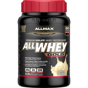 Allmax Nutrition AllWhey Gold 2 Lbs