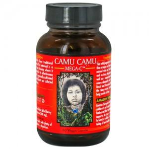 Amazon Therapeutic Labs Camu Camu Mega C 500mg 60 Caps