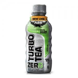 American BodyBuilding Turbo Tea Zero 12/Case