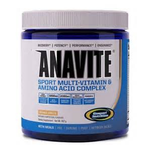 Anavite Powder Orange 60 Servings