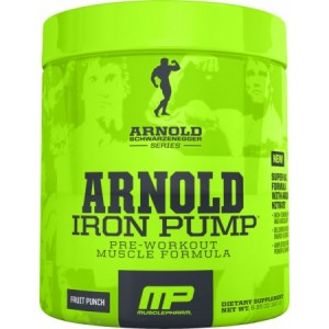 Iron Pump 60 Servings