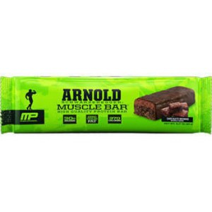Arnold Schwarzenegger Series Muscle Bar 12/Box