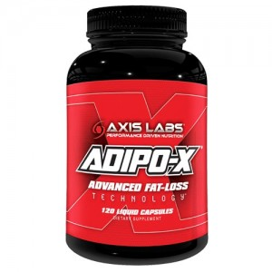 Axis Labs Adipo-X  120 Liquid Capsules