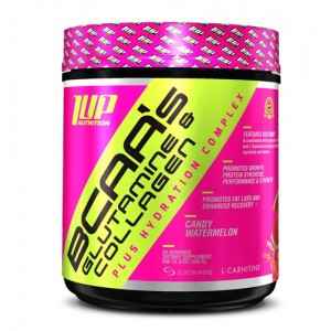 1Up Nutrition BCAA'S Glutamine & Collagen for Her Watermelon
