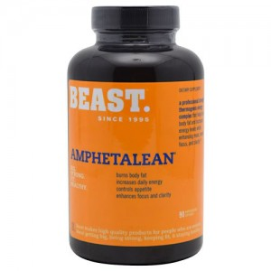 Beast Sports Nutrition Amphetalean 90 Caps