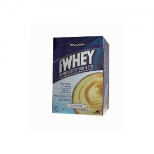 Biochem 100% Whey Protein All Natural 12.3 Oz