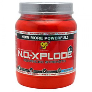 BSN NO-Xplode 2.0 50 Servings + Free Nitrix
