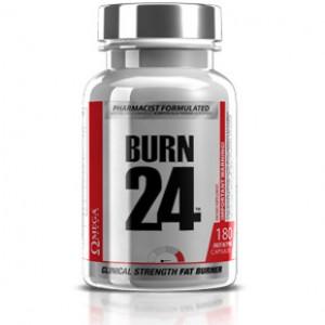 Burn24 90 Caps