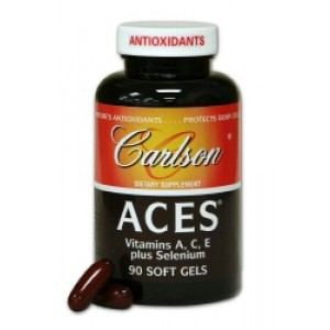 Carlson ACES 90 SoftGels