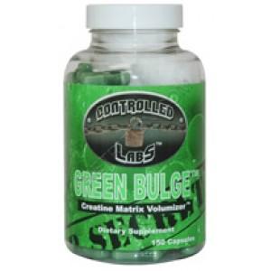 Green Bulge 150 Capsules