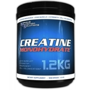 Serious Nutrition Solutions Creatine Monohydrate 1200 Grams