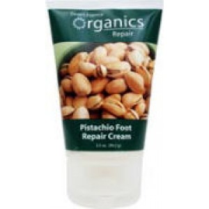 Desert Essence Pistachio Foot Repair Cream 3.5 oz