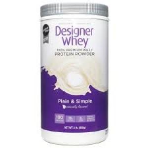 Designer Protein Designer Whey Natural 2 lbs