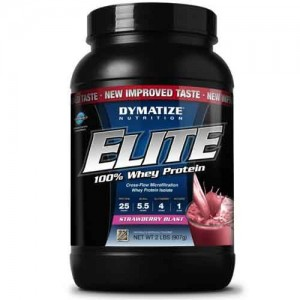 Dymatize Elite Fusion 7 Strawberry Shake 2.91 Lbs