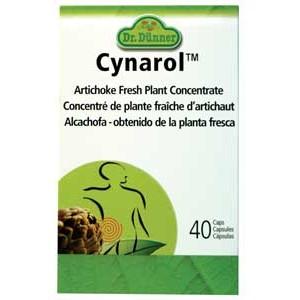Flora (Udo's Choice) Dr. Dunner Cynarol 40 Caps