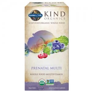 MyKind Organics Prenatal Multi (Non-GMO) 180 Tabs
