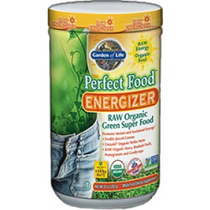Garden of Life Perfect Food Raw (Organic) Energizer 282 Grams