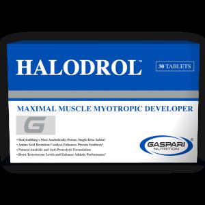 Halodrol 30 Tabs
