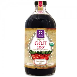 Goji 100 100% Pure Wild Harvested Goji Juice 32 oz