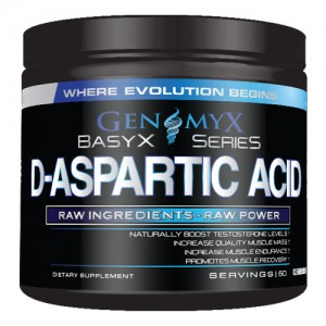 D-Aspartic Acid 60 Servings