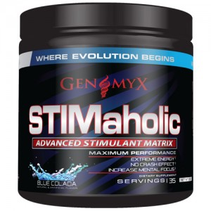 STIMaholic 35 Servings