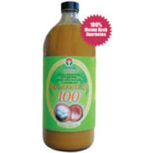 Genesis Today Mangosteen 100 100% Pure Wild Harvested Mangosteen 32 oz