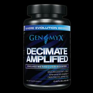 Decimate Amplified 60 Caps