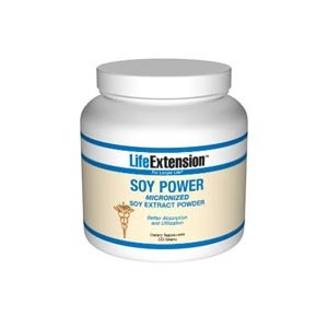 Life Extension Soy Power 300 grams