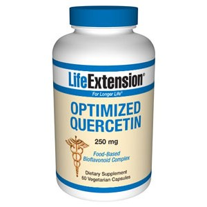 Life Extension Optimized Quercetin 60 Vegecaps