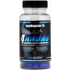 IronMag Labs 4-Andro 60 Cap