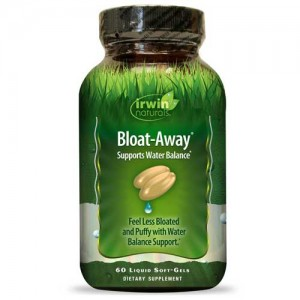 Bloat-Away 60 Liquid Softgels