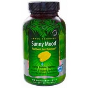 Irwin Naturals Sunny Mood 75 Gels