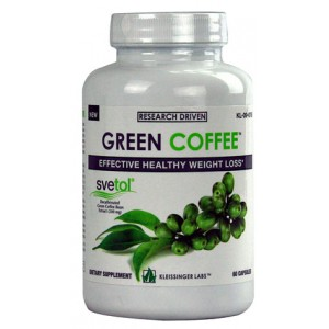 Green Coffee Bean Extract 200mg 120 Caps