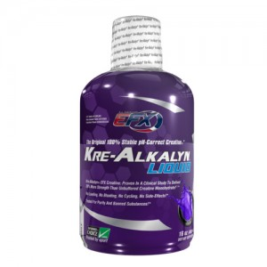 All American EFX Kre-Alkalyn Liquid Grape 16 oz